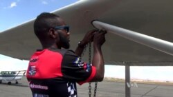 Son of Nigerian Immigrants Fulfills Dream of Flying