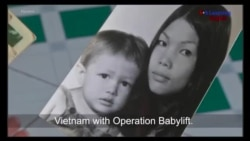 Vietnamese Mother and Daughter Reunite