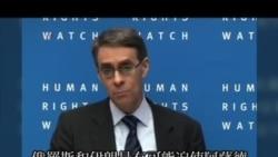 2014-01-22 美國之音視頻新聞: 人權觀察譴責國際社會姑息敘利亞問題