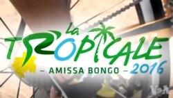 ዙር ጋቦን La Tropicale Amissa Bongo ራብዓይ መድረኽ