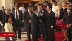 Việt Nam kêu gọi đảm bảo tự do trên biển Đông