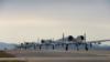 지난 4월 한국 군산 미 공군 기지의 A-10 썬더볼트 전투기. 사진=U.S. Pacific Air Forces.
