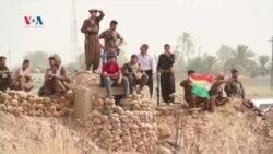 خۆشحاڵبوونی کاکهیـیهکان به ڕزگاربوونیان له کۆمهڵکوژی داعش