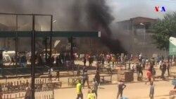 Nigeria Protests : Maandamano dhidi ya polisi yasababisha uharibifu Nigeria