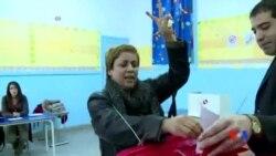 2014-12-21 美國之音視頻新聞: 突尼斯人首次自由選舉總統