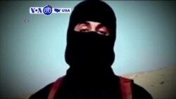 VOA60 America - US Airstrikes Target 'Jihadi John' in Syria