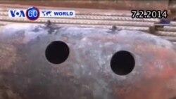 Hong Kong gỡ 900 kg bom từ Thế chiến II (VOA60)