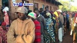 VOA60 DUNIYA: A Burundi An Bude Runfunan Zabe Domin Fara Zabe A Wata Takara Mai Zafi Domin Yin Waje Da Shugaban Kasar Pierre Nkurunziza