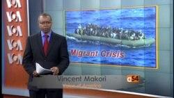 Europe Migrants Crisis