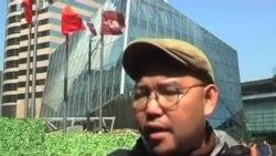 印傭被虐事件持續發酵﹐香港外傭遊行抗議