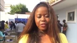 YALI 2016: Elizet Chilembo, a bolseira que veio do Huambo