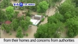 VOA60 World - Sri Lanka: 200 Families Feared Buried in Mudslide