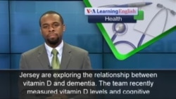 Low Levels of Vitamin D Might Hurt Brain