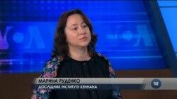 Марина Руденко, дослідник Інституту Кеннана, про домашнє насильство в Україні. Відео