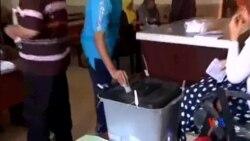 2014-05-27 美國之音視頻新聞: 預計塞西將贏得埃及總統選舉