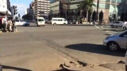 Kombi Drivers in Zimbabwe Playing With Fire ...