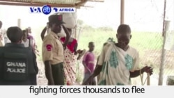 VOA60 Africa - South Sudan: The UN warns of escalating ethnic violence in the nation