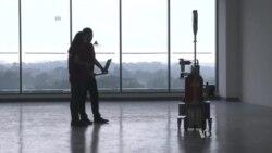 Robots Perform Super Fast Building Inspections