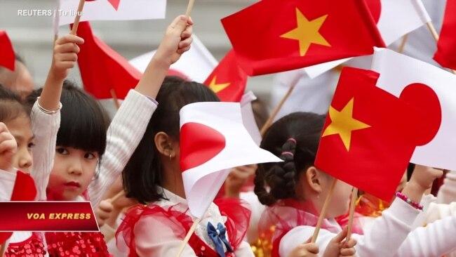 Lãnh đạo Nhật-Việt điện đàm trước chuyến thăm của Thủ tướng Suga