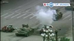 Manchetes Mundo 4 Junho 2021: Polícia de Hong Kong: prende organizador de vigílias anuais pelas vítimas da Praça Tiananmen