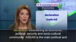 Phát âm chuẩn - Anh ngữ đặc biệt: Economic Community (VOA)
