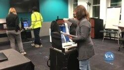 Колегія вибірників у понеділок офіційно віддає голоси на президентських виборах США. Відео