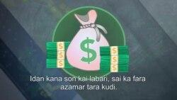 Yadda Amerika take zabe-kashi 2 (Hausa)