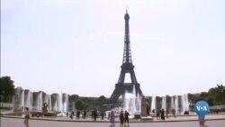 အထင္ကရ Eiffel ေမွ်ာ္စင္ႀကီး