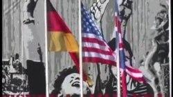 مراسم هفتادمین سالگرد پیروزی متفقین در جنگ جهانی دوم