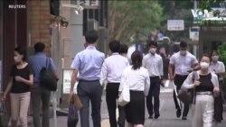 ยอดผู้ติดเชื้อไวรัสโควิด-19 ในญี่ปุ่นทำสถิติทะลุ 1 พันคนในวันเดียว