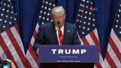 Trump anuncia cierre de su fundación