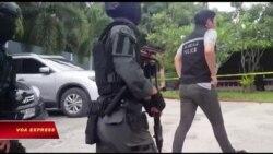 Xả súng ở Thái Lan, 8 người thiệt mạng