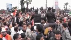 埃及新宪法公投结束