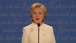 Clinton: I don't want to see families ripped apart by deportations