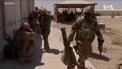 After 20 Years, U.S. Withdraws Troops from Afghanistan