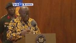 Perezida Nana Akufo-Addo yanze kwongerera igihe gahunda y'infashanyo igihugu cya Ghana cyahawe na FMI