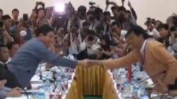 ABSDF နဲ႔ အစိုးရ အပစ္အခတ္ရပ္စဲ