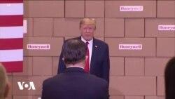 Trump atarajia kuvunja kikosi kazi