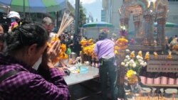 Bangkok Shrine Hit by Fatal Blast Reopens