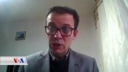Azad Dewanî Biryara Trump ya Derketina ji Sûrîyê Dinirxîne