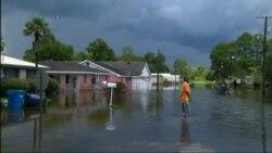 В штате Луизиана продолжаются восстановительные работы