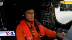 Máy bay Solar Impulse 2 đáp xuống Seville, Tây Ban Nha