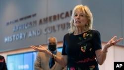 Ibu Negara AS, Dr. Jill Biden
