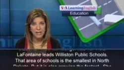 Oil Boom in North Dakota Crowds Classrooms