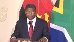 Lourenço e Zuma avançam com isenção de vistos entre Angola e África do Sul
