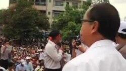 柬埔寨朝野寻求政治解决选举纷争