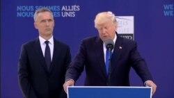 Trump: Uburayi Busabwa Gutanga Umusanzu muri OTAN
