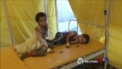聯合國機構警告也門的人道主義危機