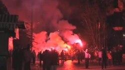 土耳其抗議者週一與警察再起衝突