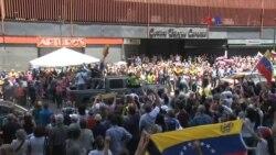 "Oposición venezolana activa ""hora cero"""